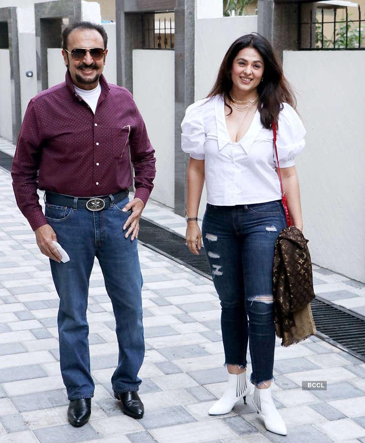Mumbai Saga: Screening