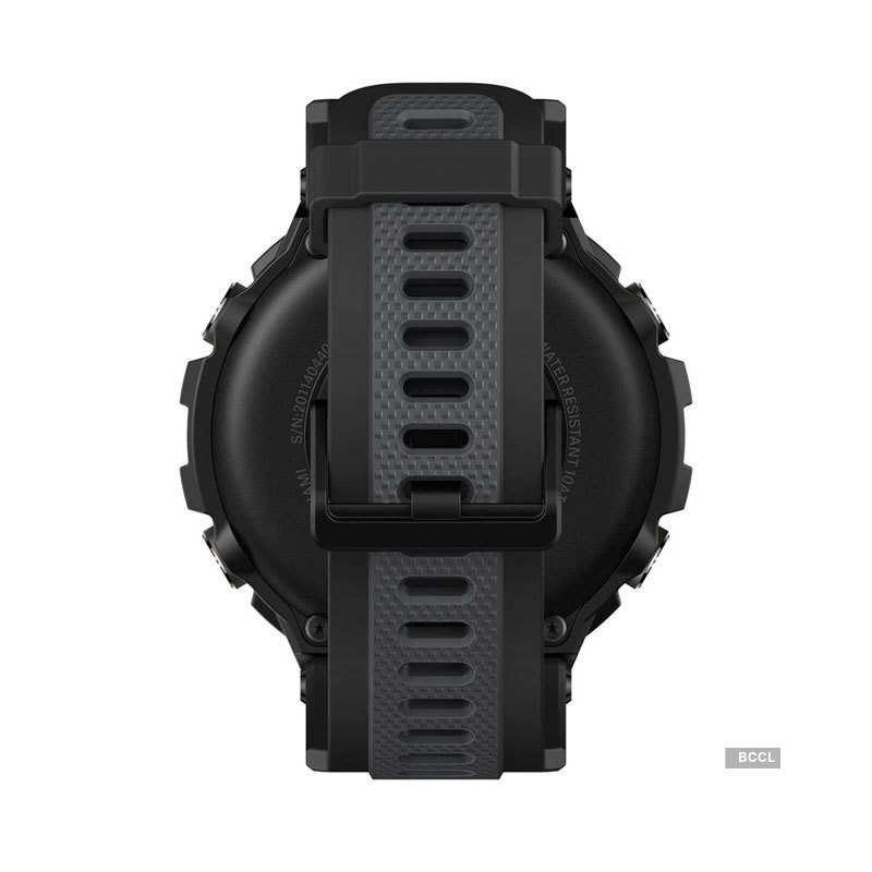 Amazfit T-Rex Pro smartwatch launched