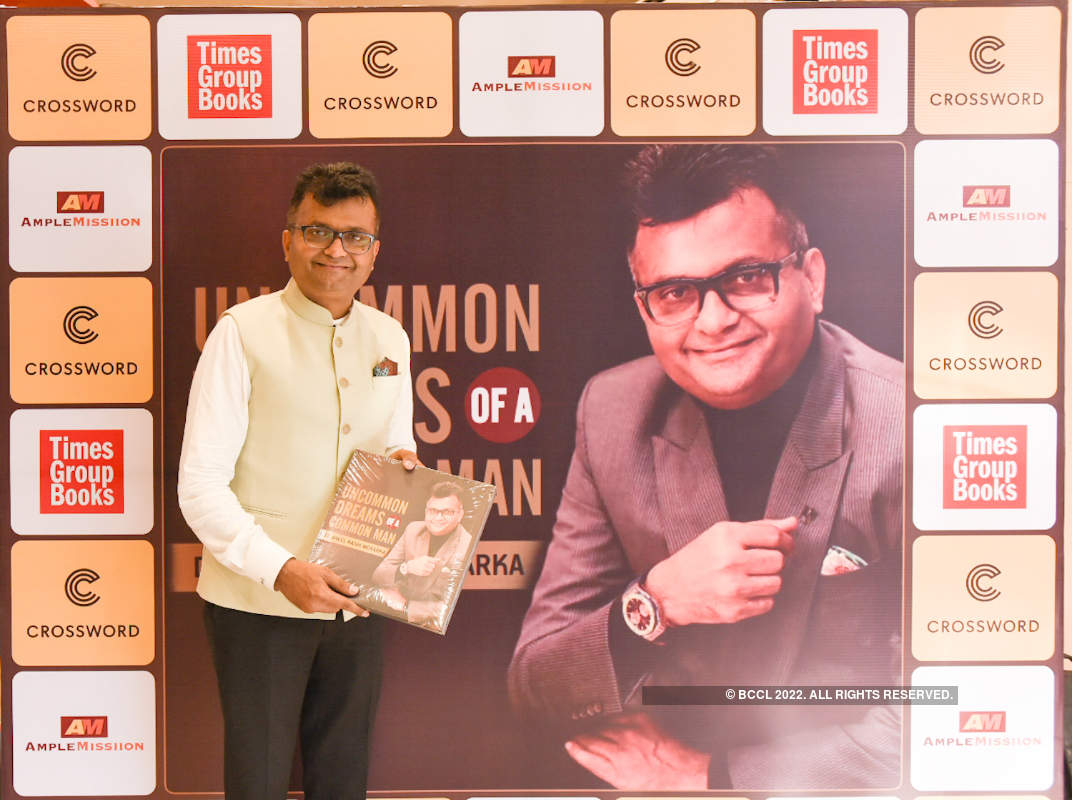 Uncommon Dreams of a Common Man: Book launch