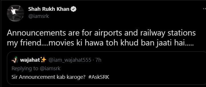 Ask SRK