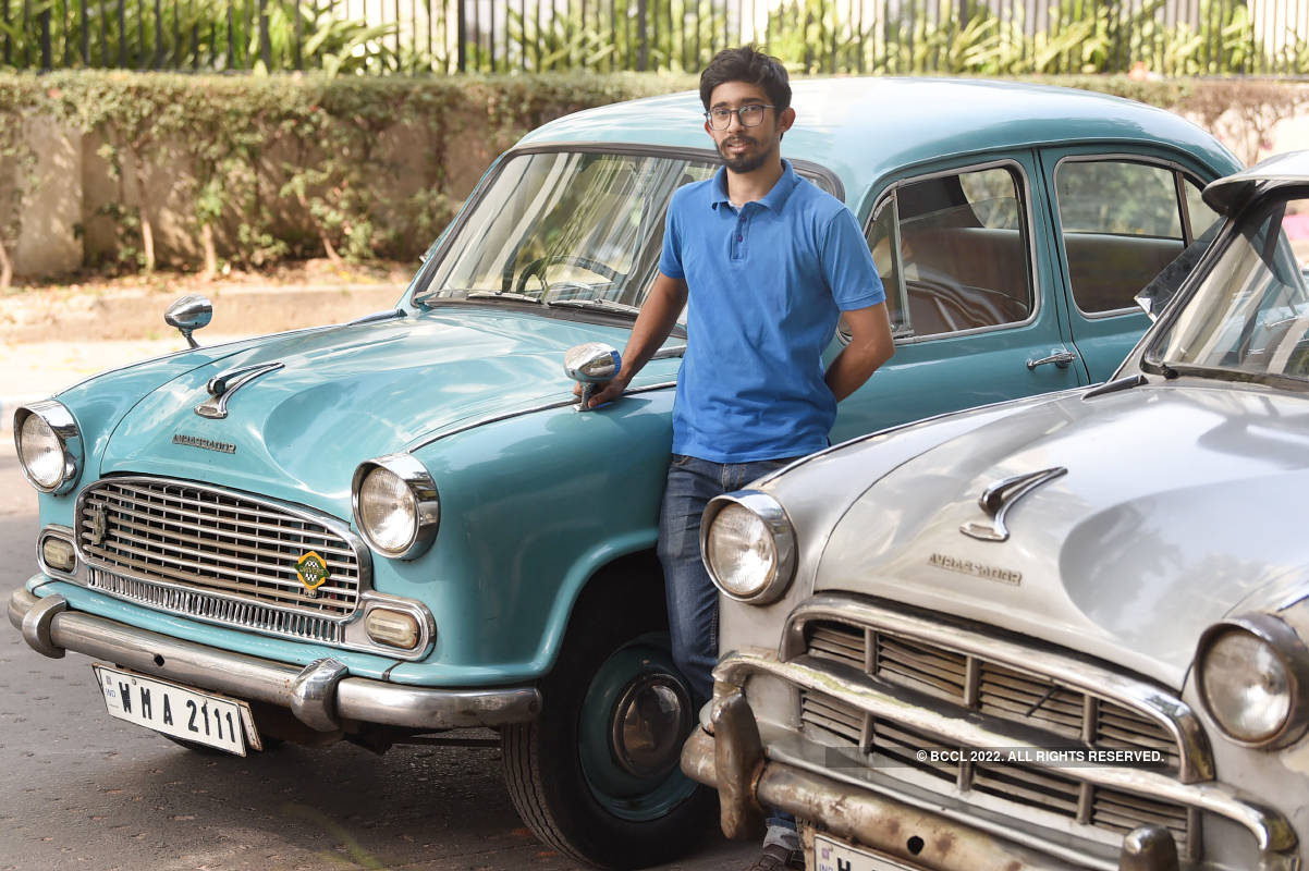 New blood makes Kolkata's vintage vehicle lovers roar with enthusiasm