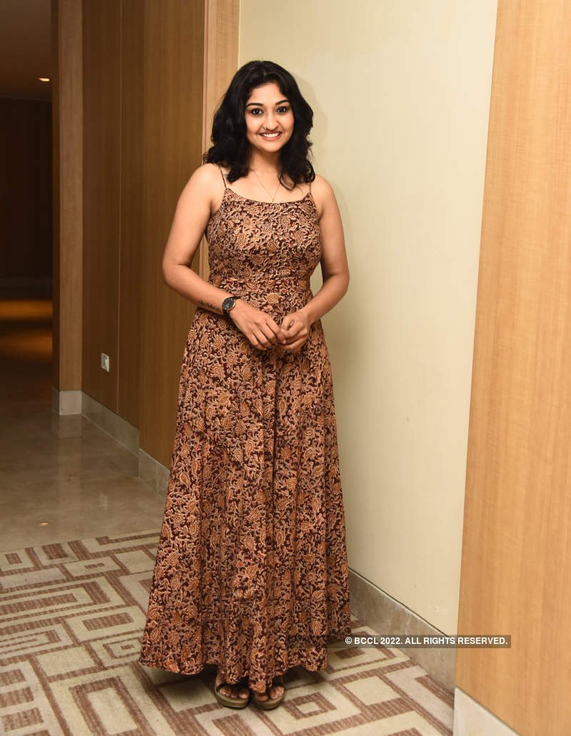 Chennaiites attends a fashion event