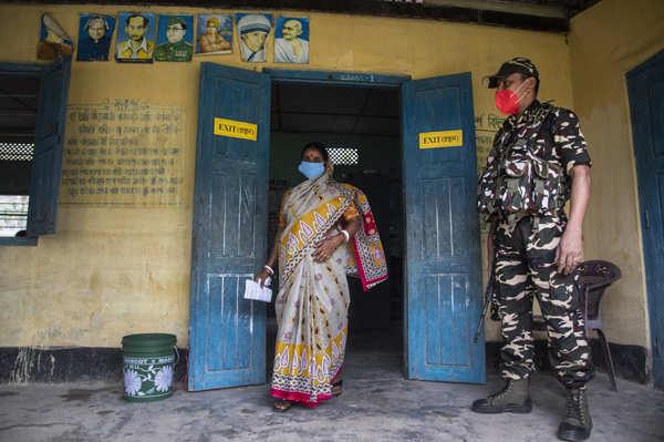 Polling underway in Bengal, Assam