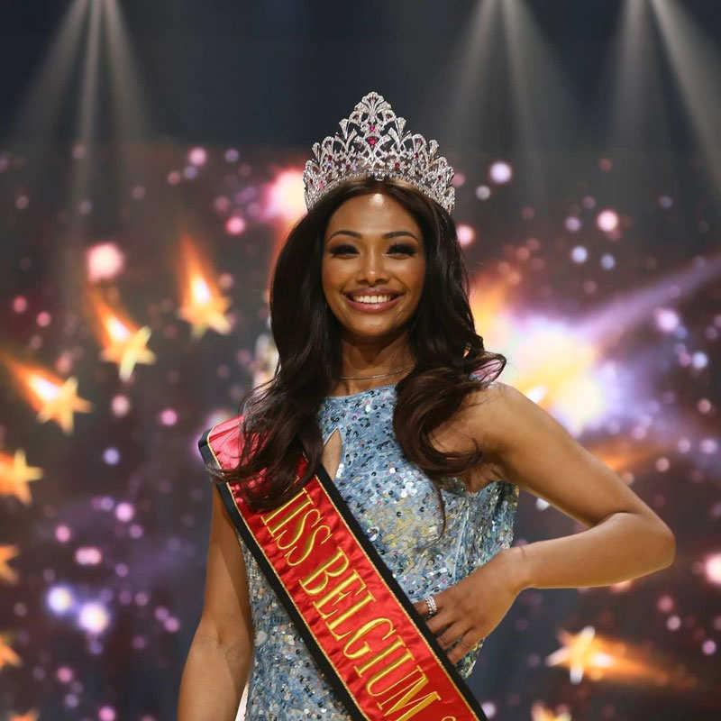 Kedist Deltour selected as Miss Belgium 2021