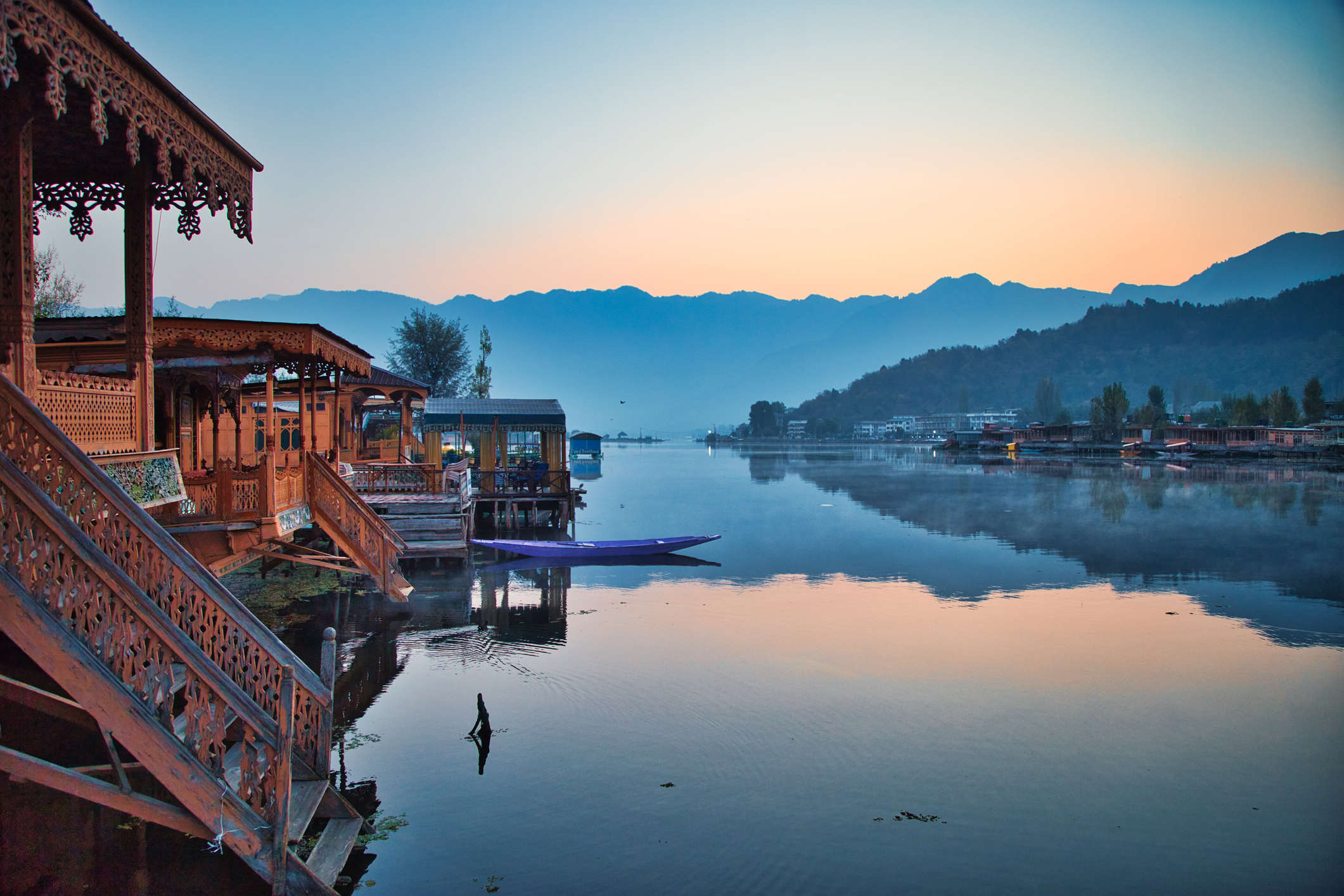 kashmir to get a boost in tourism with direct, evening flights | times of india travel