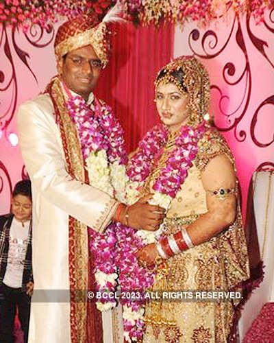 Abhishek & Neha's wedding