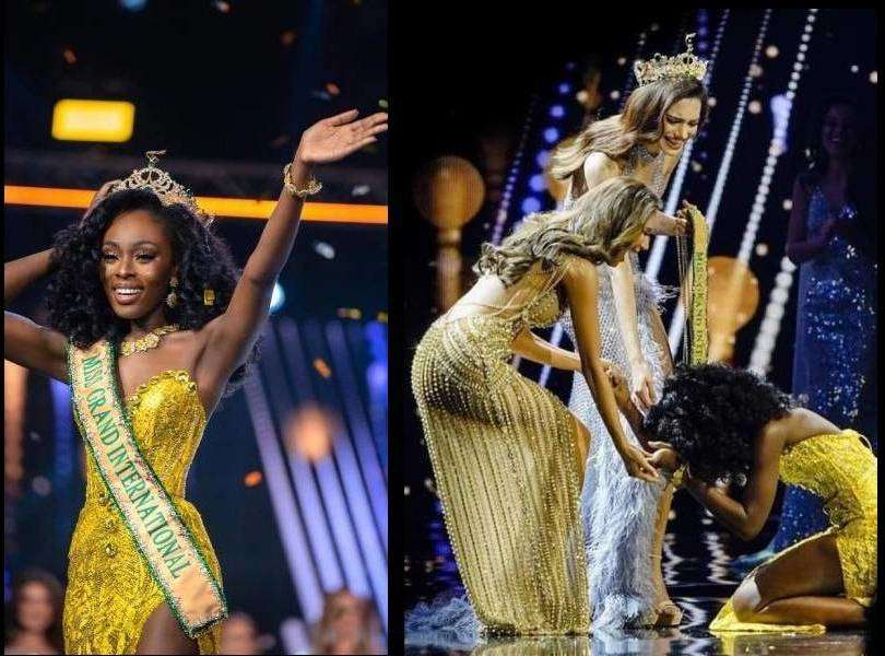Abena Appiah of USA crowned Miss Grand International 2020