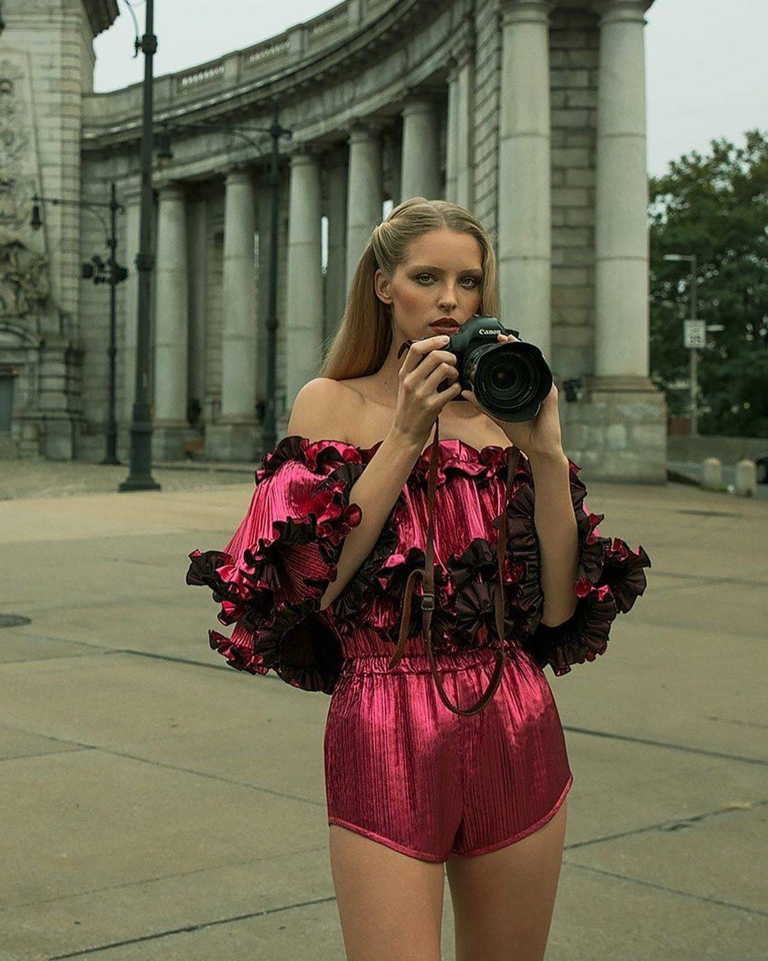 These glamorous pictures of Abby Champion you simply can't miss!