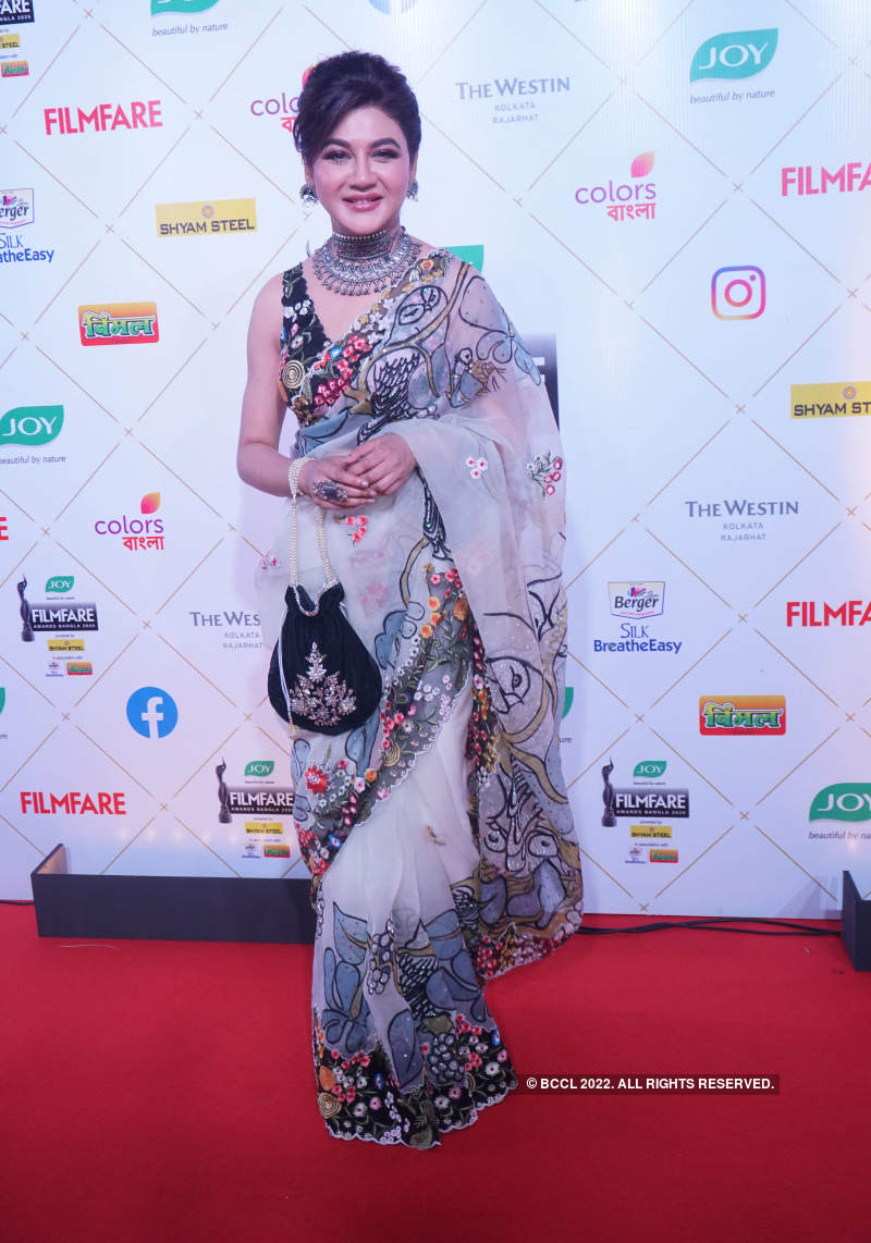 4th Joy Filmfare Awards Bangla 2020: Red carpet