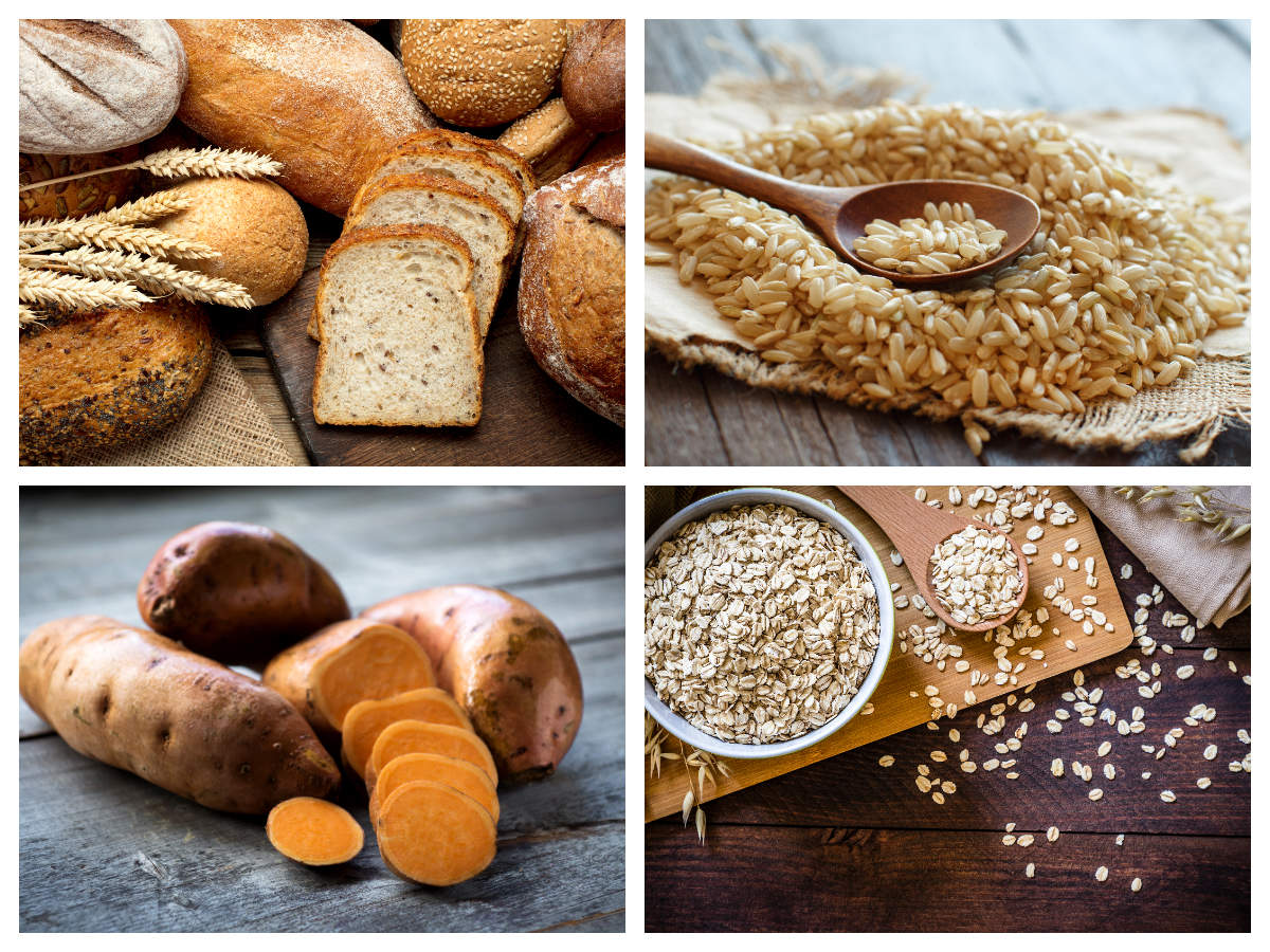Eat these carb rich foods for quick weight loss | The Times of India
