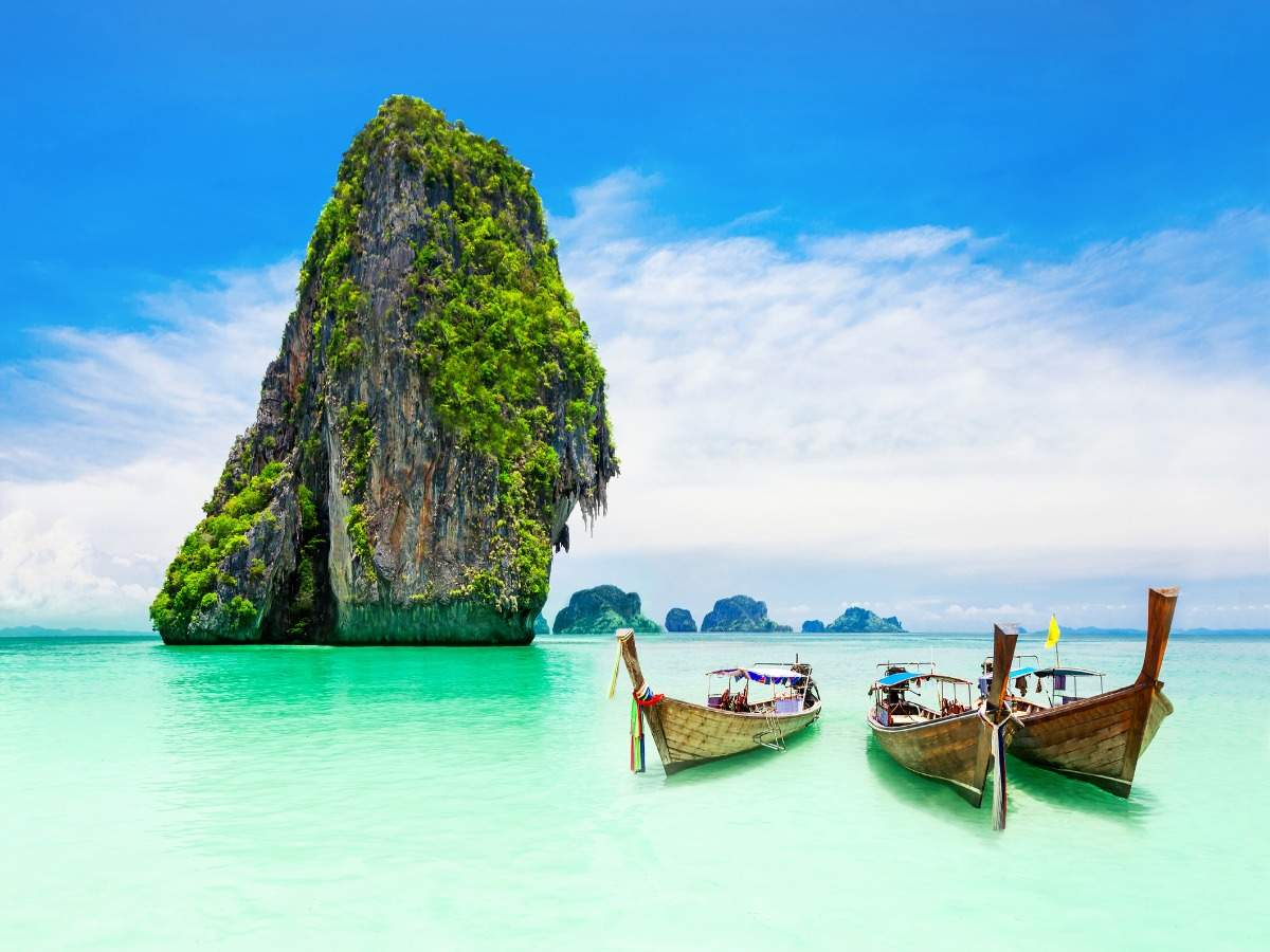 Thailand has a new travel plan for vaccinated travellers