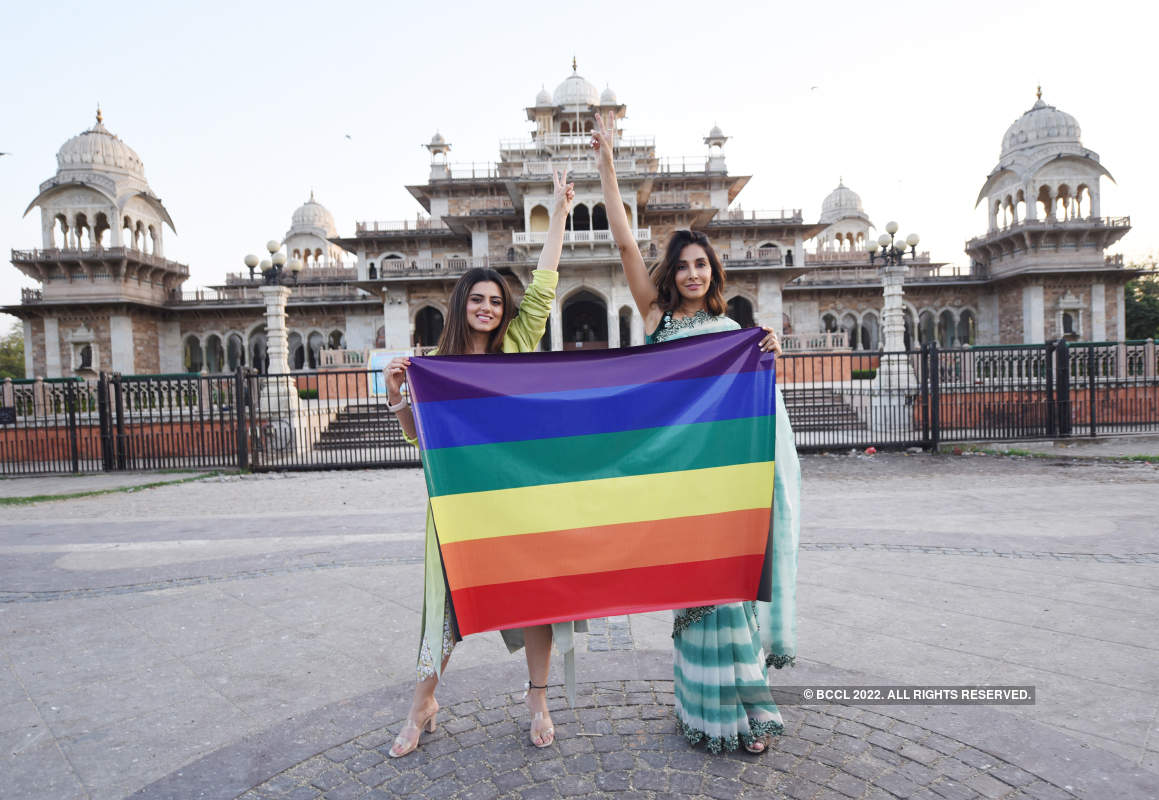 Monica and Ridhi Dogra express solidarity with LGBTQ community