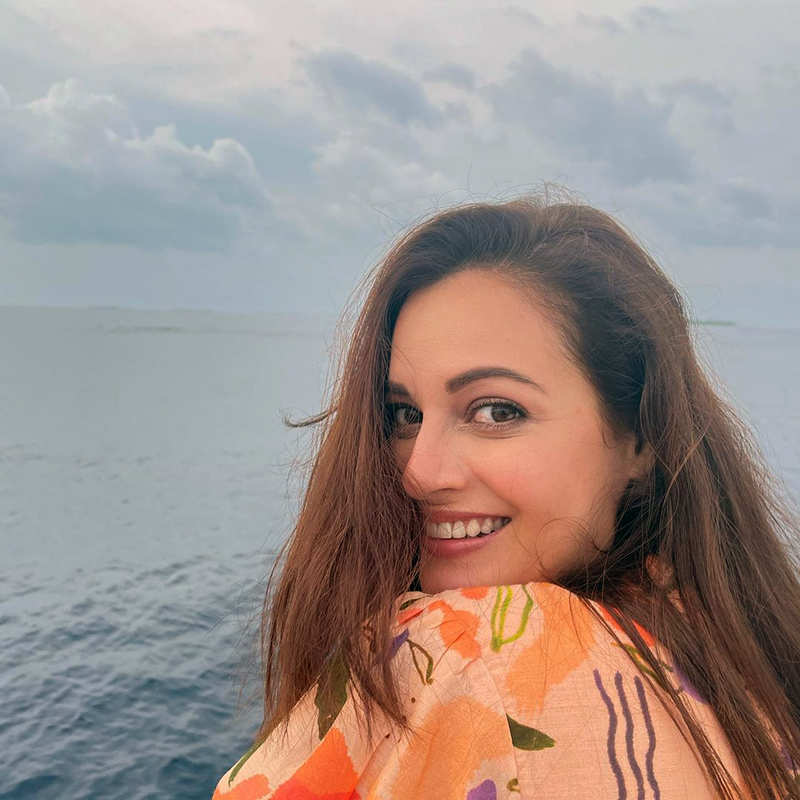 Dia Mirza shuts the troll who slammed her for getting married because of her pregnancy