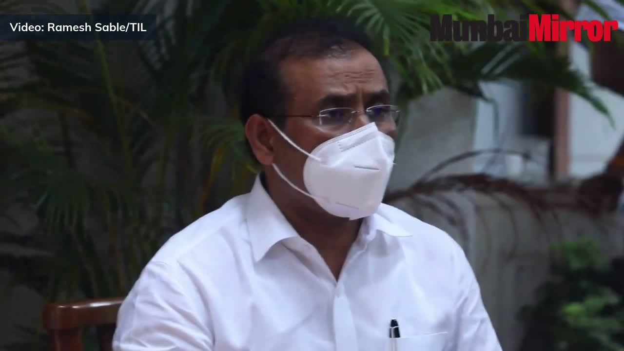 Maharashtra Health Minister Rajesh Tope gives an update on Remdesivir doses in the state