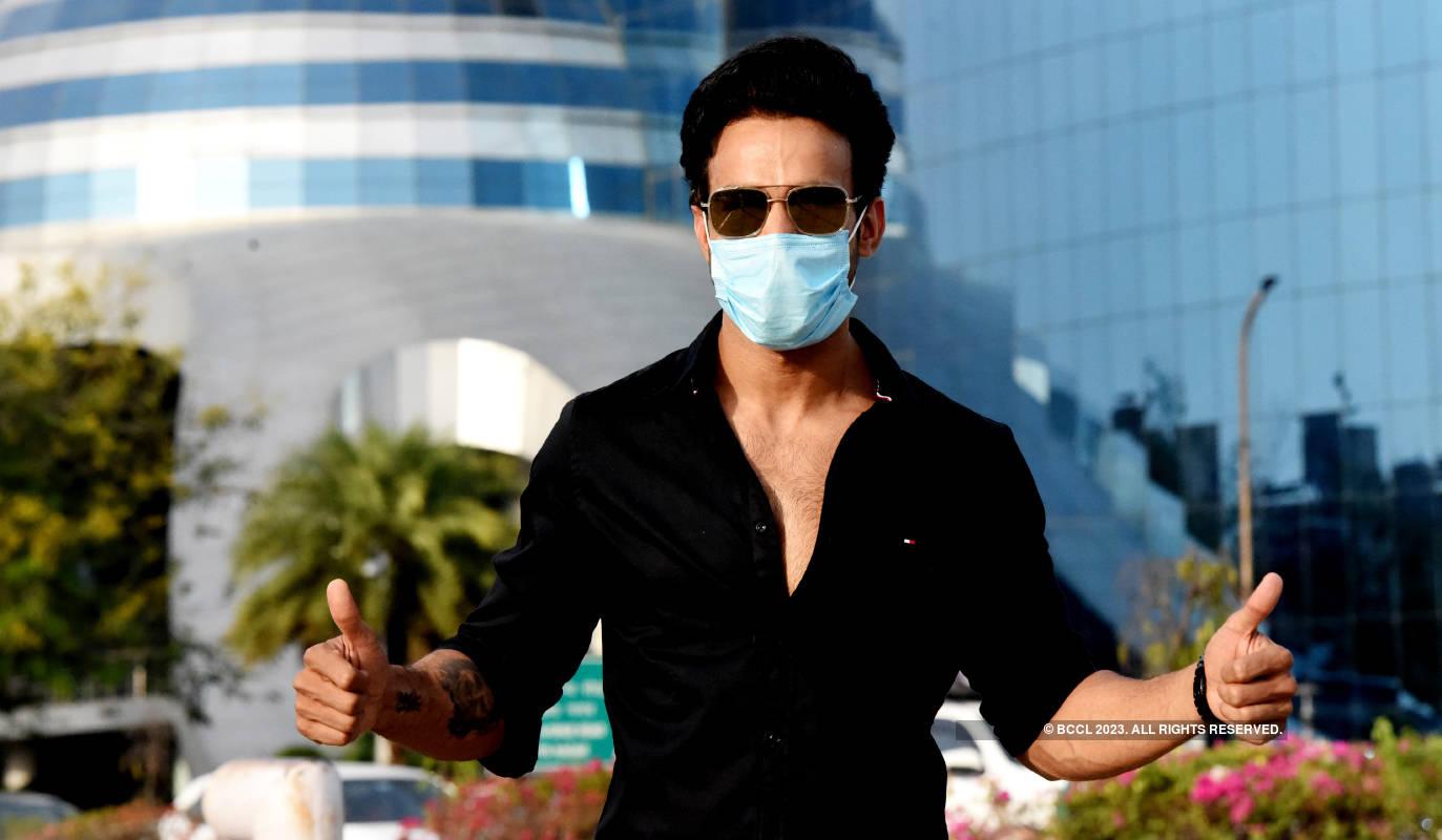 Rohit Choudhary's photoshoot