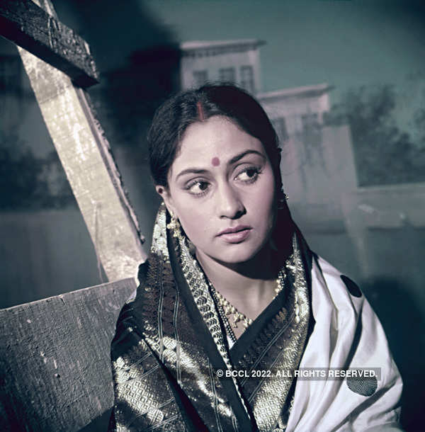Jaya Bachchan: A quintessential actress of her time
