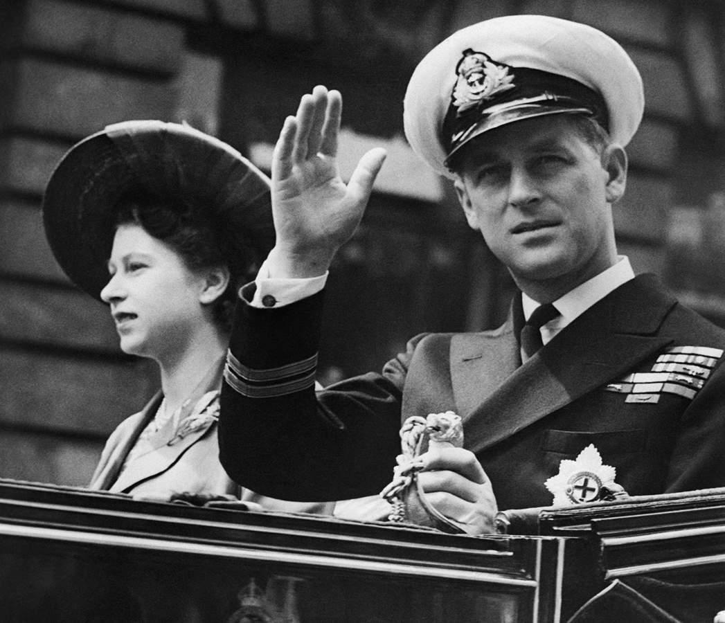 Historical events in Prince Philip, Duke of Edinburgh's life