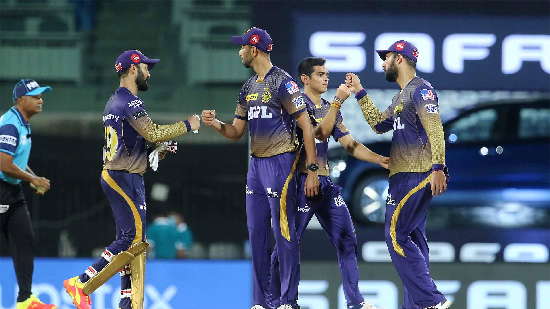 In Pics: How Kolkata Knight Riders registered their 100th IPL win