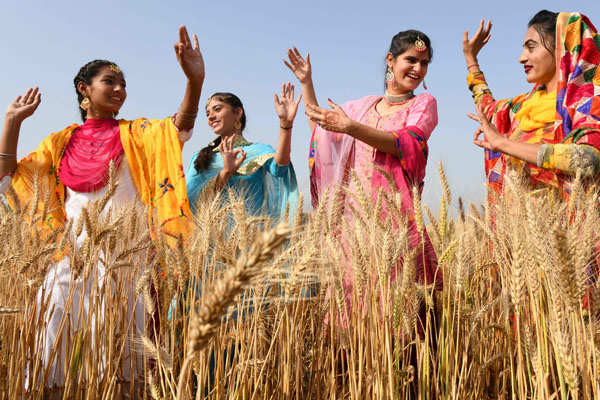 Baisakhi celebrations begin with fervour