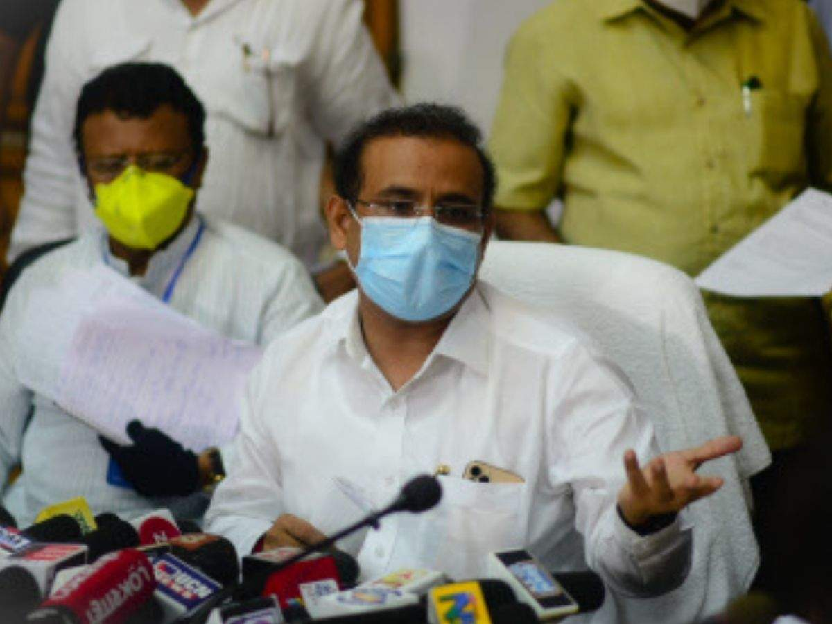 Rajesh Tope: Maharashtra is using the entire oxygen stock for medical purposes
