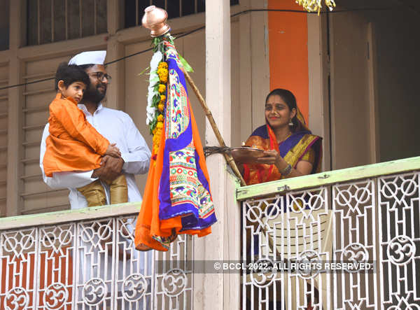 Gudi Padwa celebrated amid COVID-19