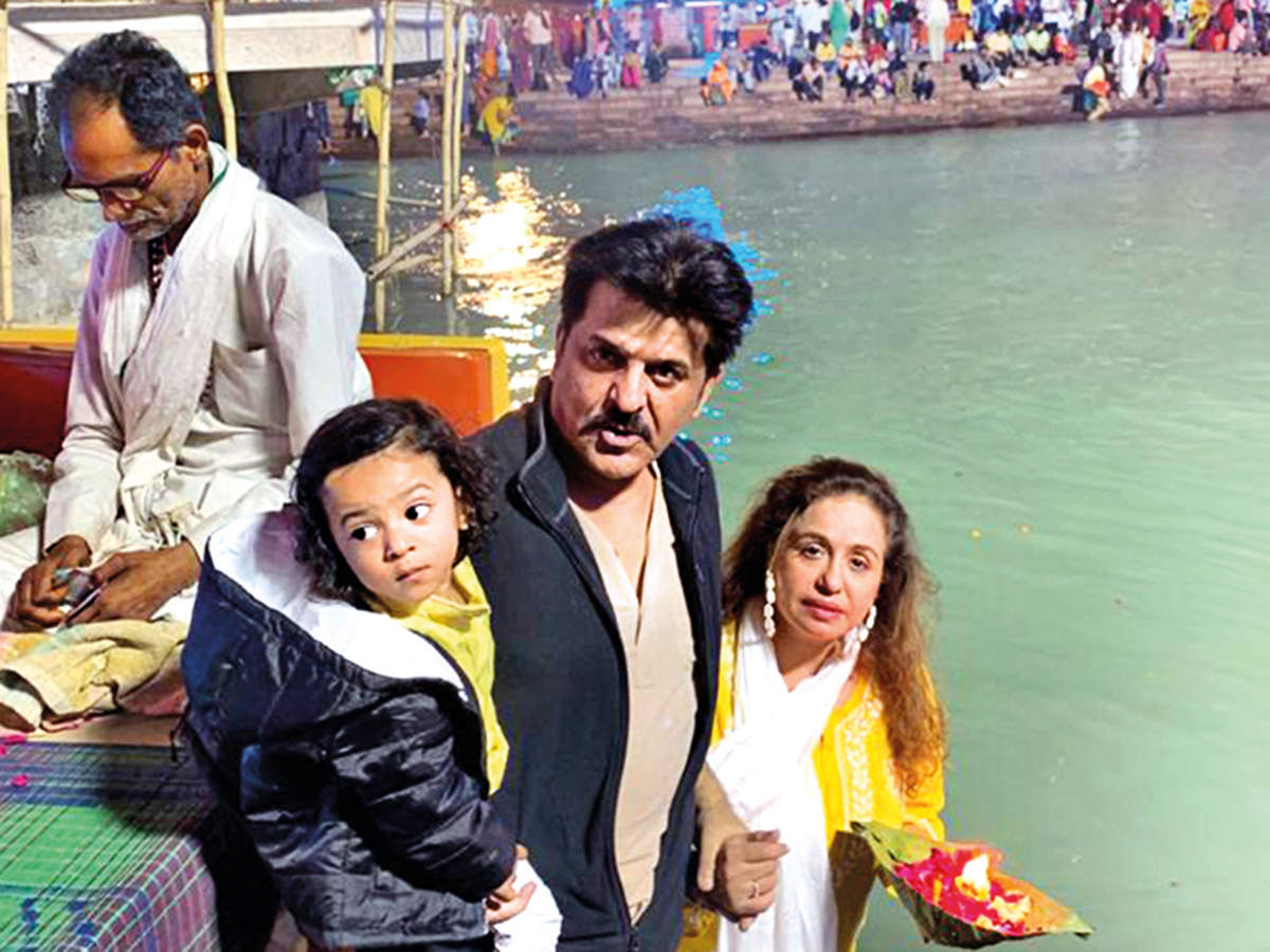 Vandana Sajnani and Rajesh Khattar