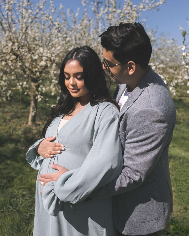 'Harry Potter' fame Padma Patil aka Afshan Azad announces pregnancy with adorable pictures