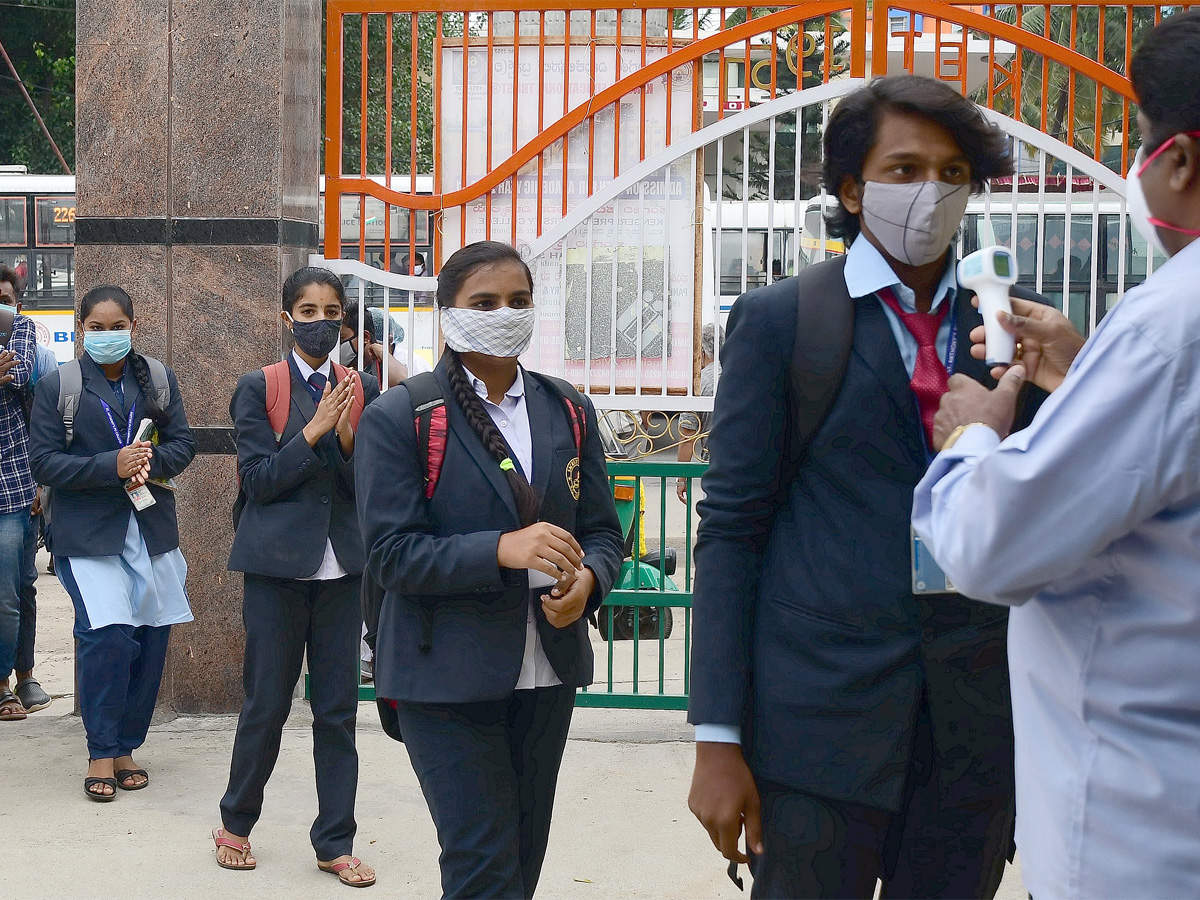 Government cancels CBSE board exams for class X, postpones exams for class XII