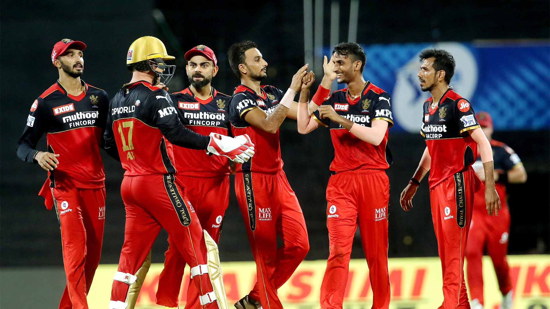 In Pics: How RCB defended 149 to beat Sunrisers Hyderabad