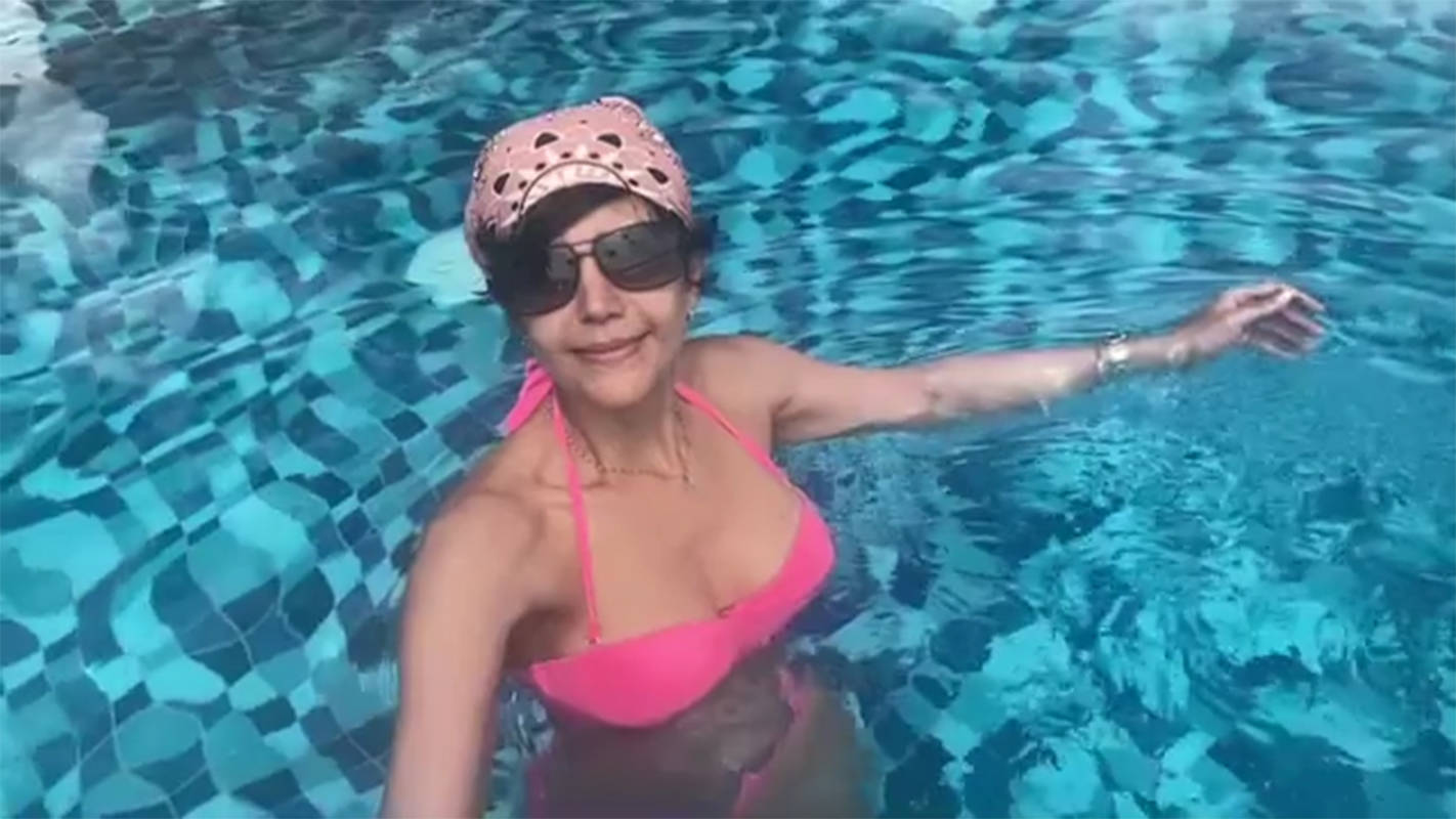 Mandira Bedi's pictures from her holidays will surely make you miss your vacations!