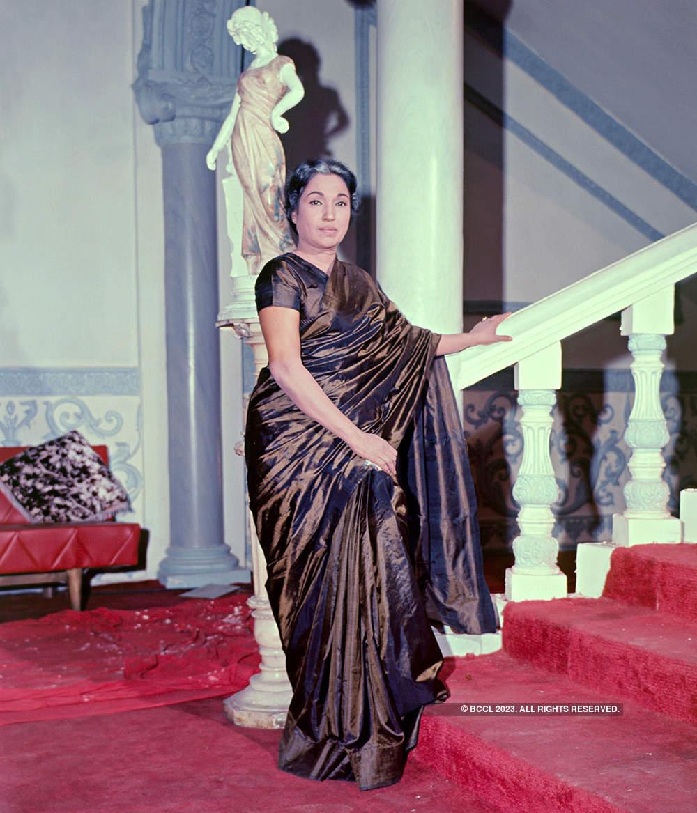 #GoldenFrames: Lalita Pawar