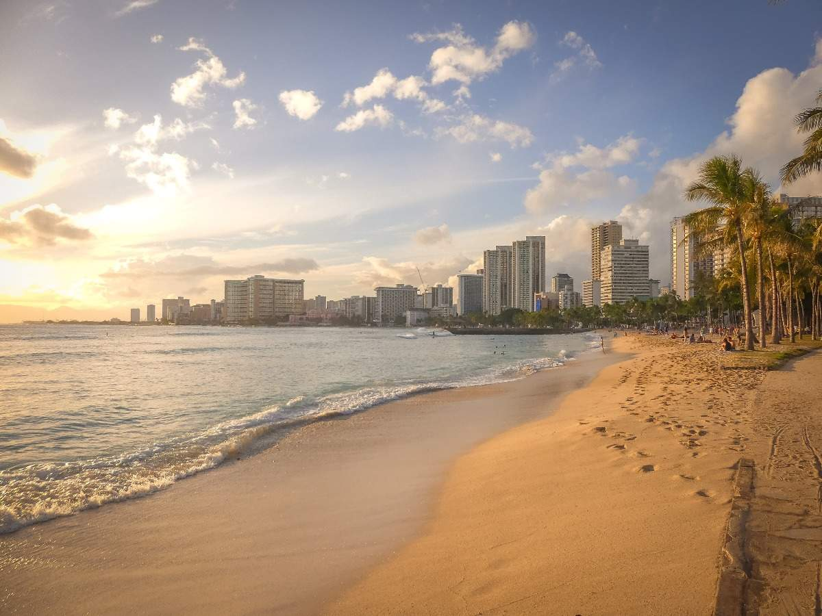 Hawaii declared as the rainbow capital of the world