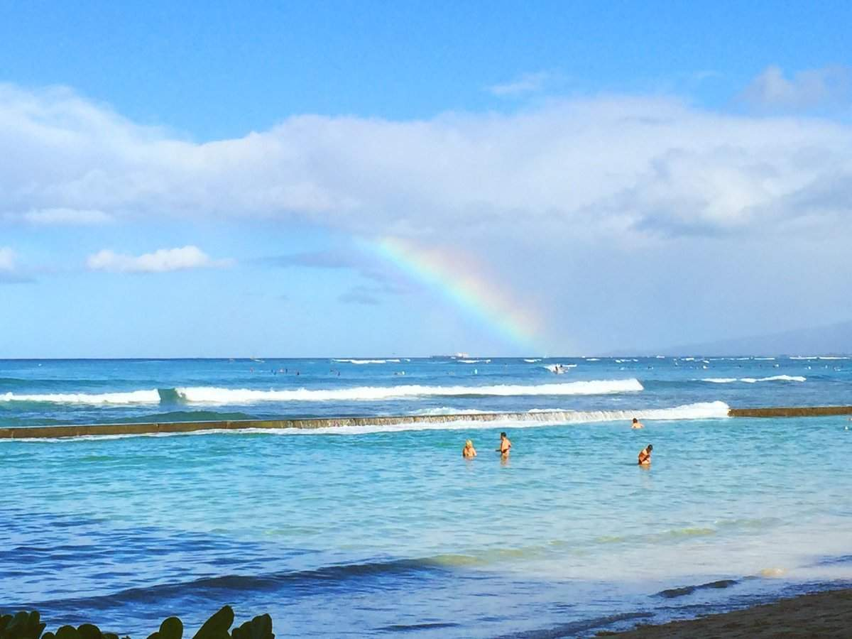 Hawaii declared as the rainbow capital of the world | Times of India Travel