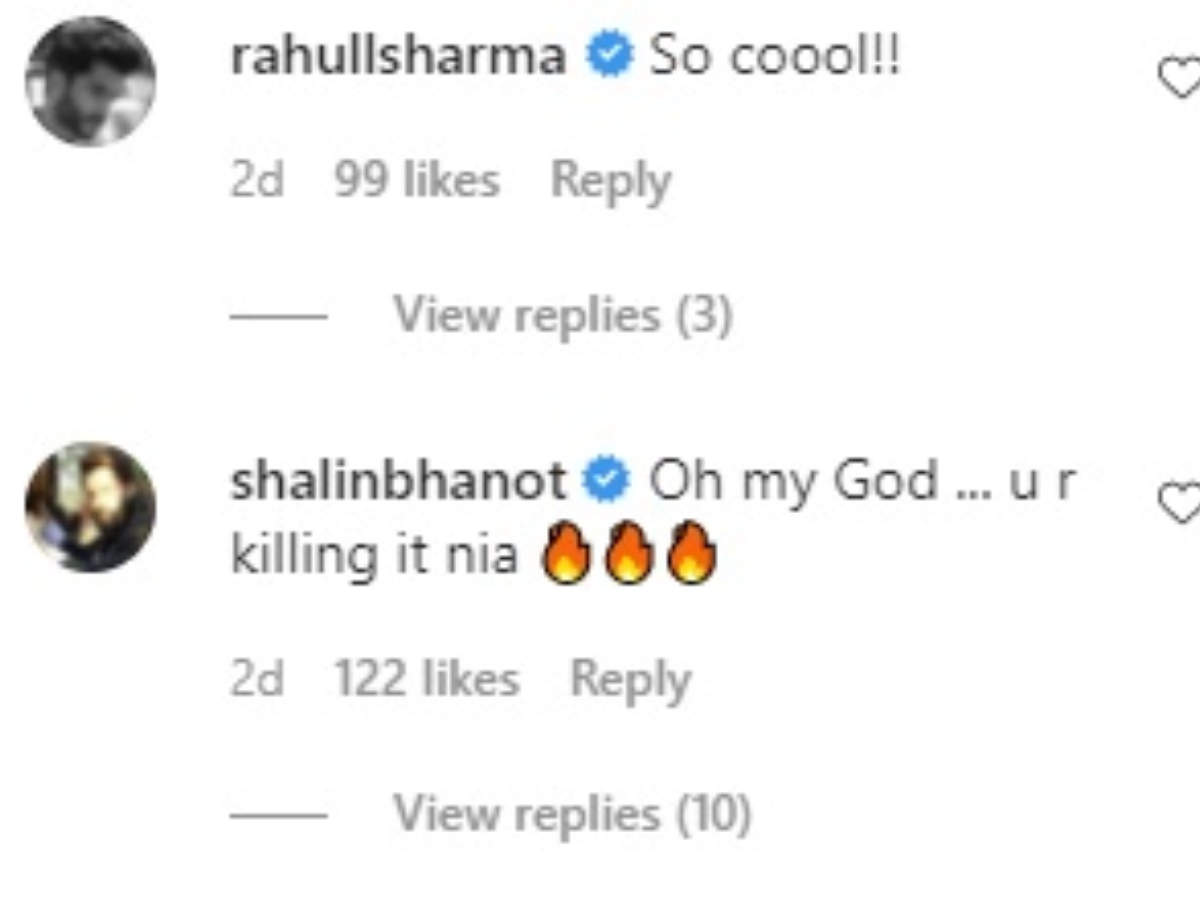 shalin comment