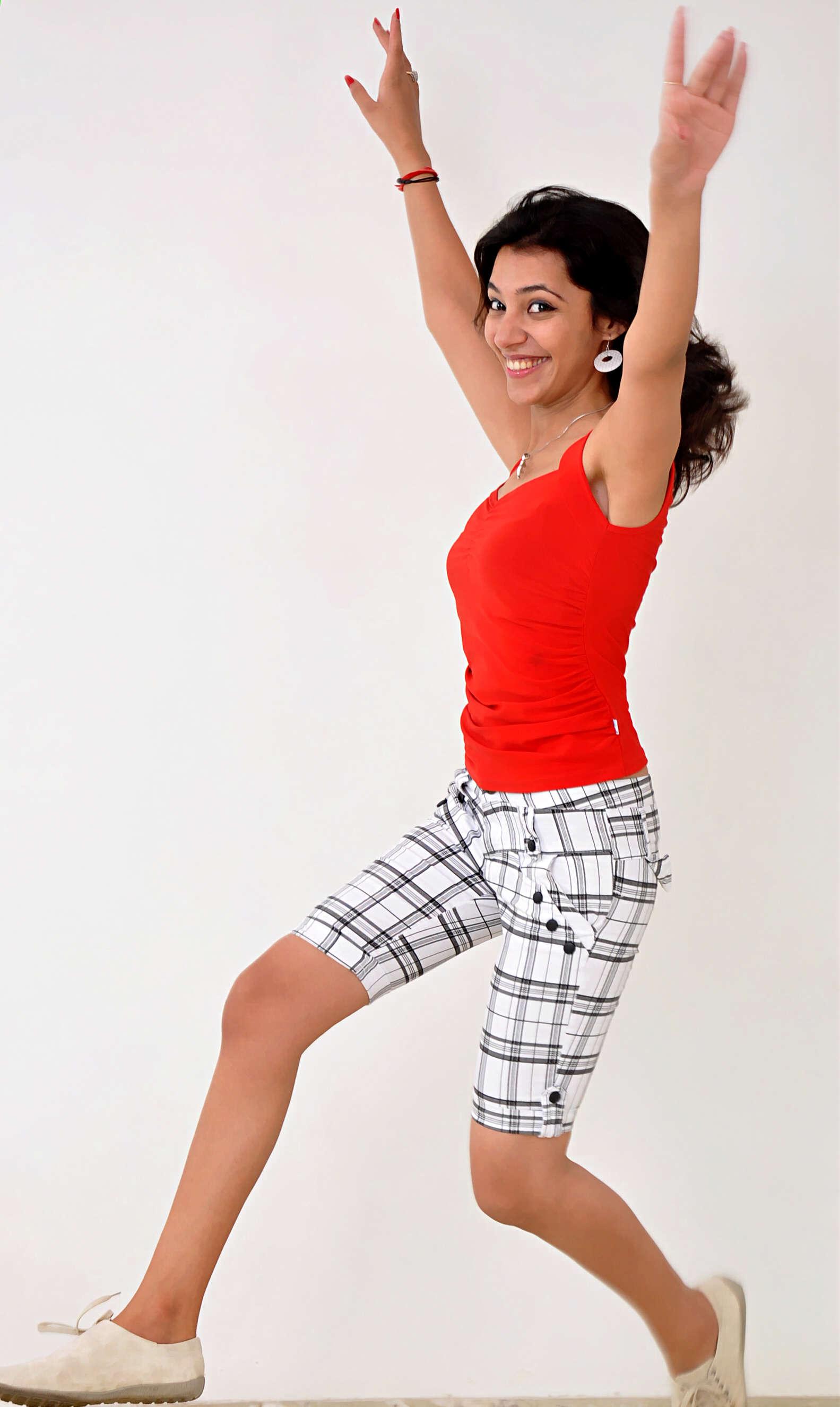 Celebrity fitness expert Runjhun Gupta