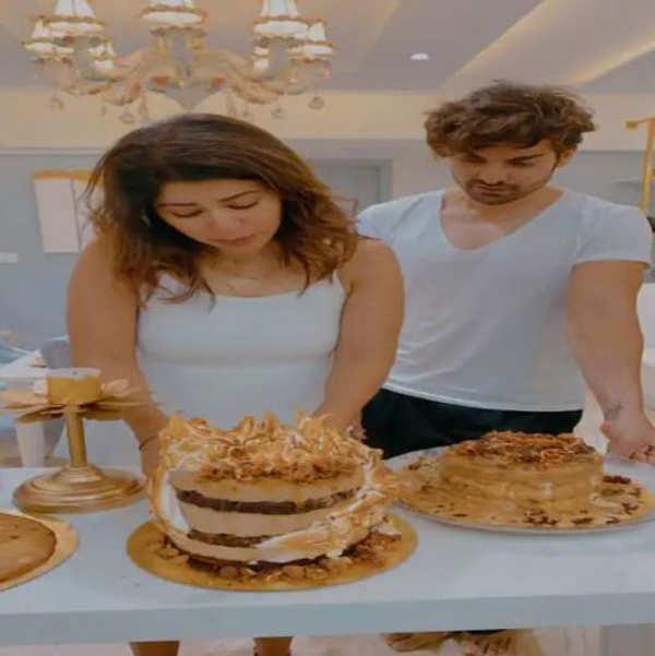 Inside pictures of Debina Bonnerjee's birthday celebration go viral