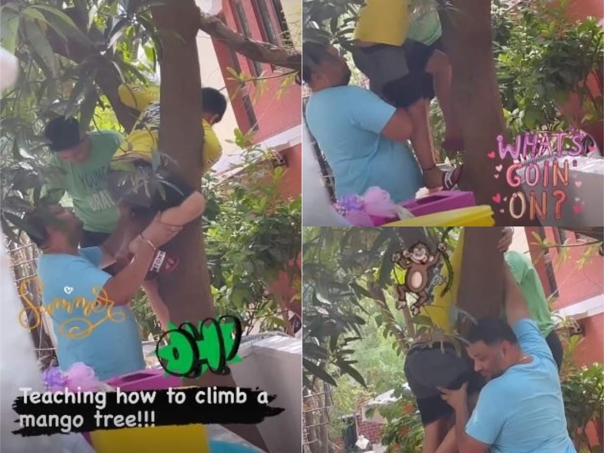 Anasuya shares goofy video
