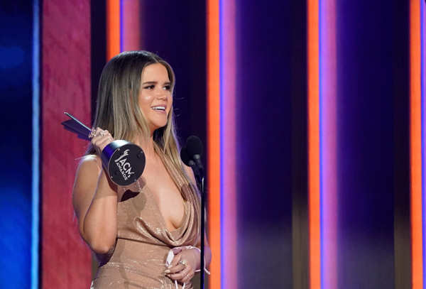 Best shots from 56th Academy of Country Music Awards
