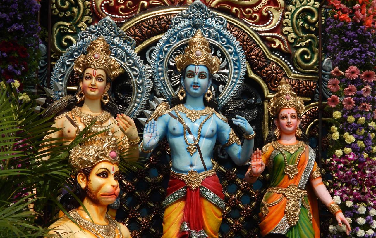 Happy Ram Navami 2021