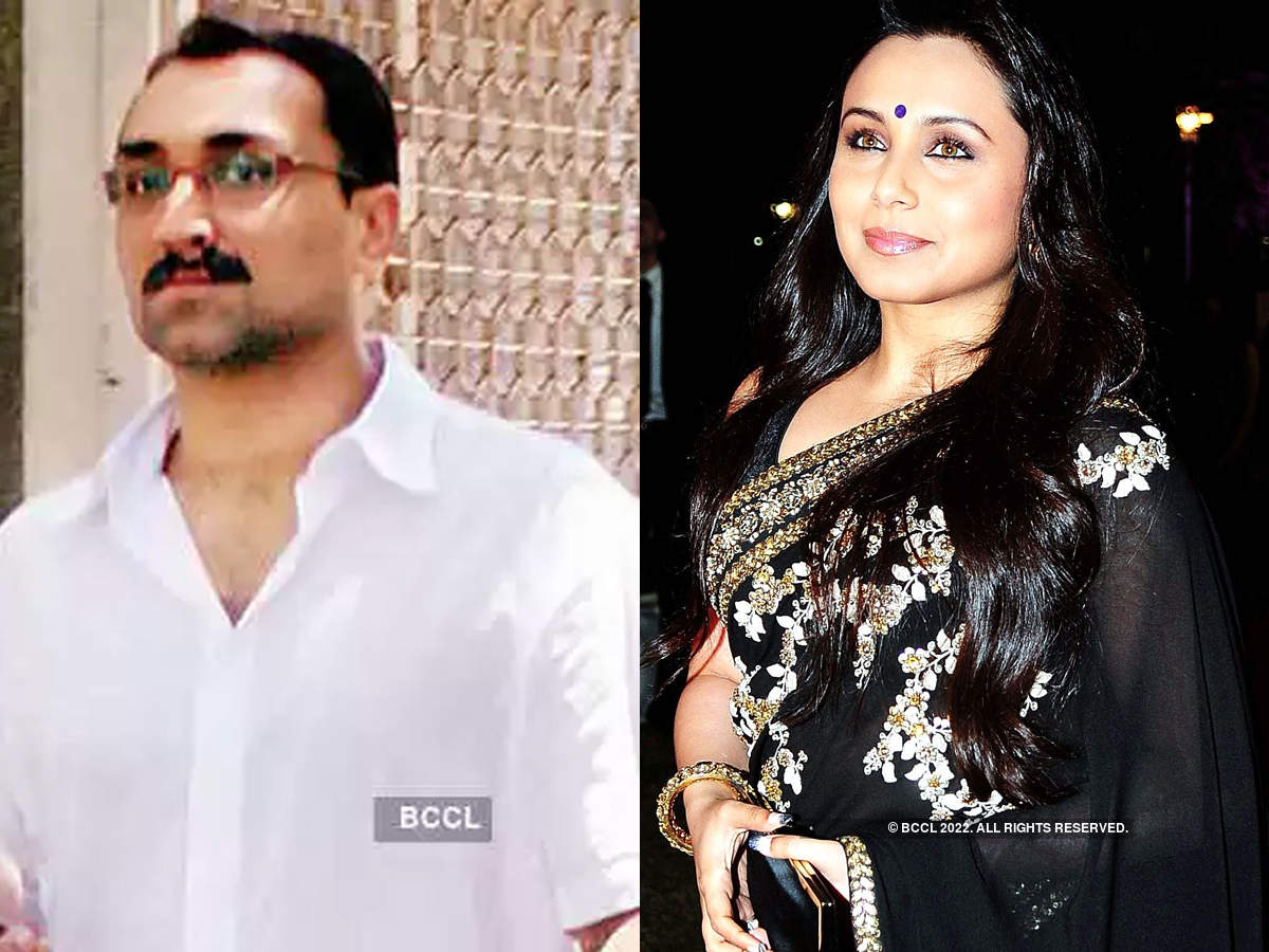 Rani -Aditya Chopra's mushy love story