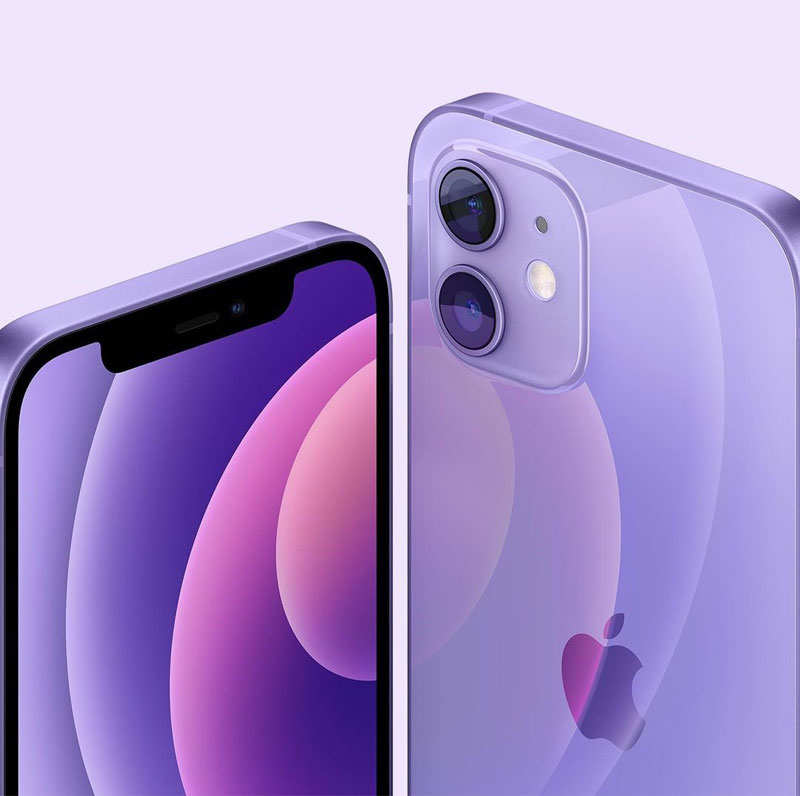 Apple launches iPhone 12 and iPhone 12 mini in purple colour