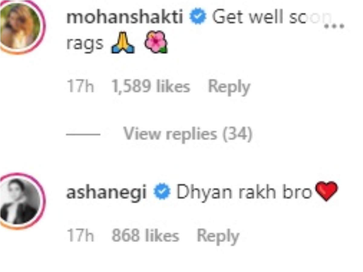 Raghav comment a