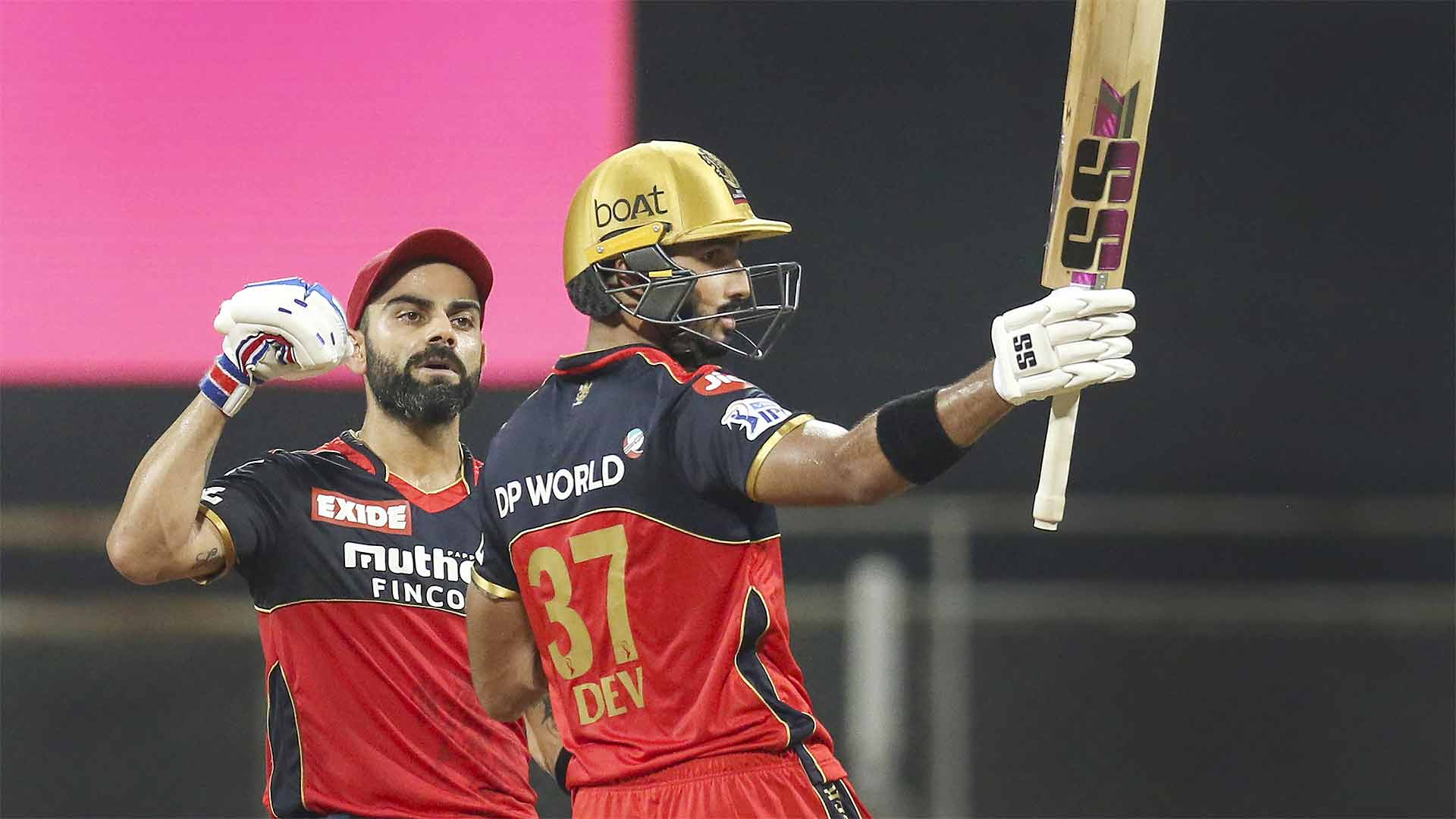 In Pics: How Devdutt Paddikal and Virat Kohli blew away Rajasthan Royals
