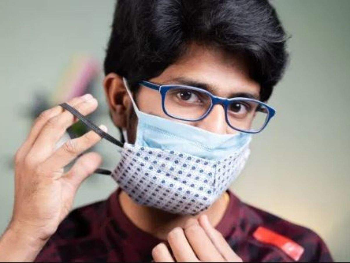 Coronavirus double masking: Experts recommend double masking to prevent infection; here is how to do it the right way | Latest News Live | Find the all top headlines, breaking news for free online April 25, 2021