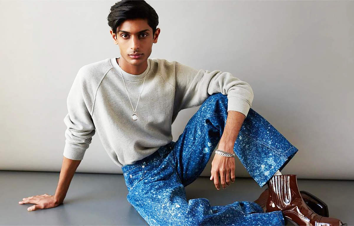 Pratik Shetty sets out to become designers' favourite around the world