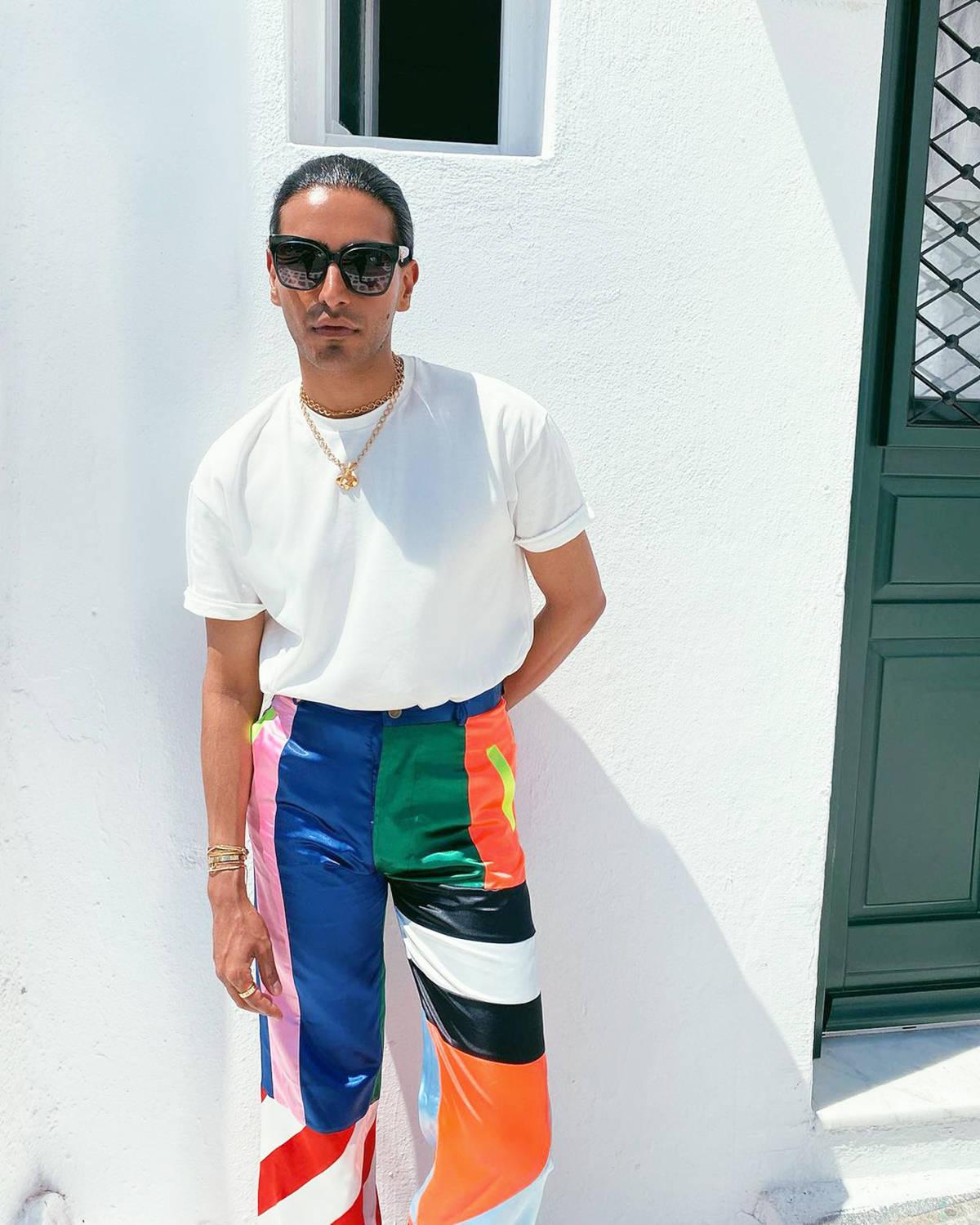 Meet fashion influencer Rahi Chadda reigning the glamour world