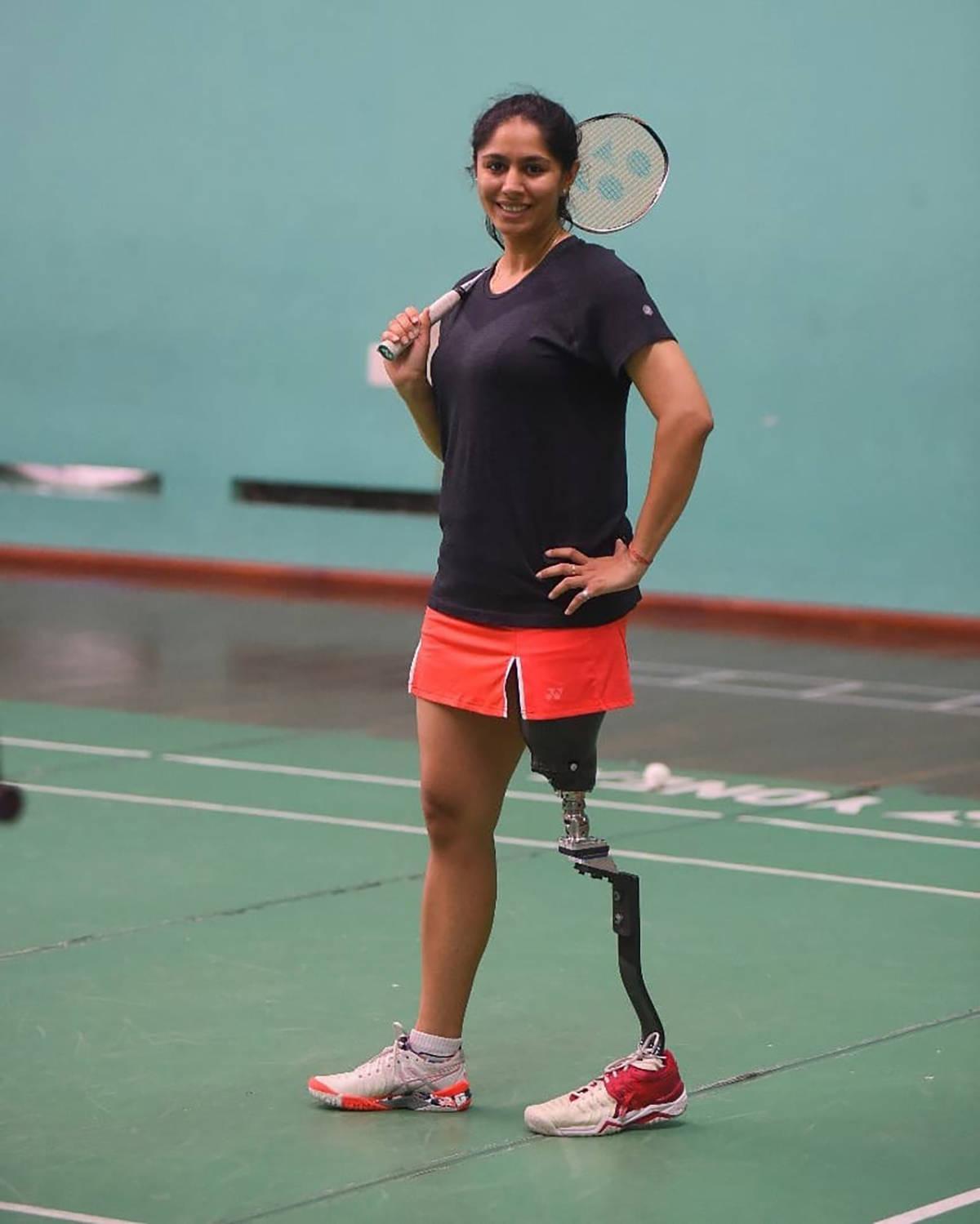 Para-badminton athlete Manasi Joshi is an unstoppable force inspiring millions