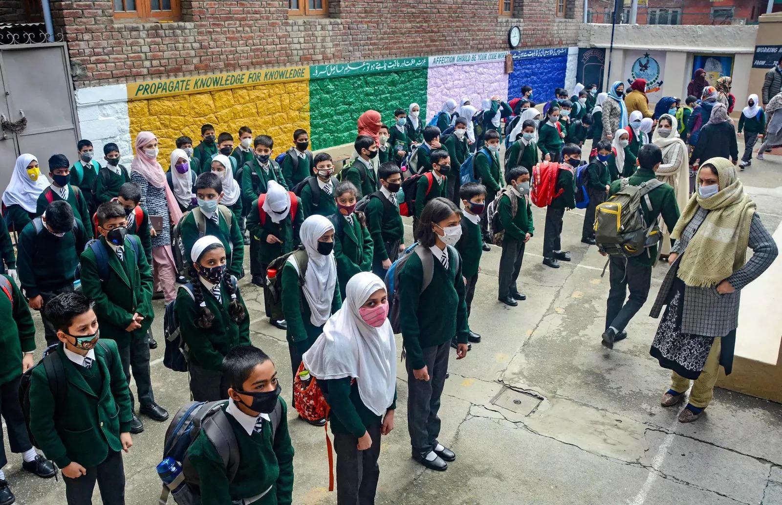 Kashmir University postpones UG, PG offline exams till May 2