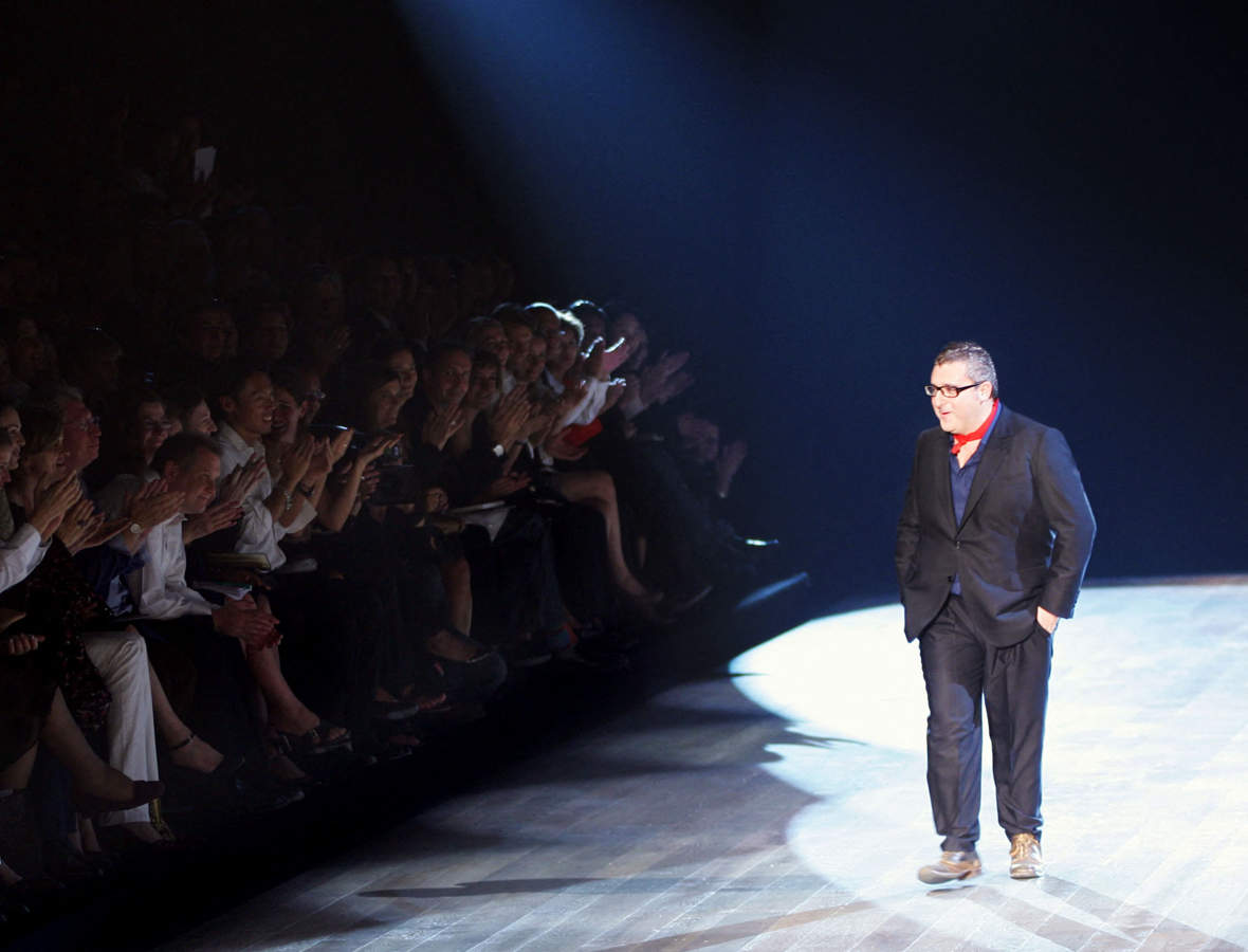 Fashion designer Alber Elbaz dies due to with Covid-19 at 59