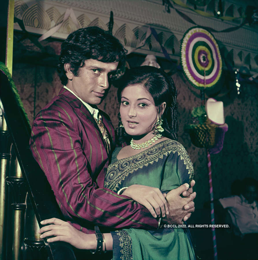 Moushumi Chatterjee's vivacious smile still brightens up the silver screen